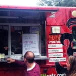 AZN Eats Truck at Taste of DC