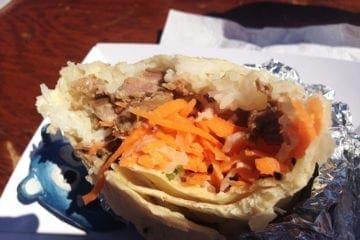 Banh Mi Burrito $9 @ South Meets East Truck