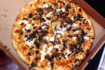 Metro North Pizza @ Pete's New Haven