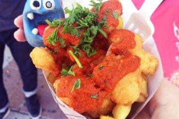 Shrimp Pil Pil @ Tapas Truck
