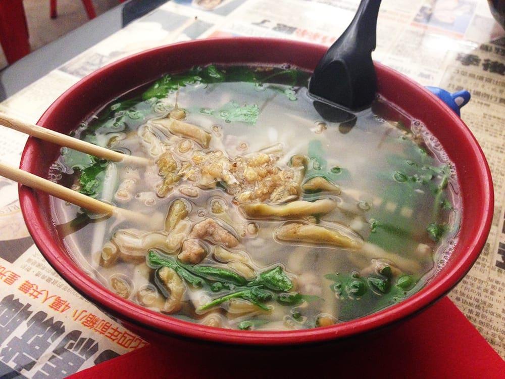Crouching Tiger Hidden Noodle Soup $11 @ NaiNai's Silver Spring