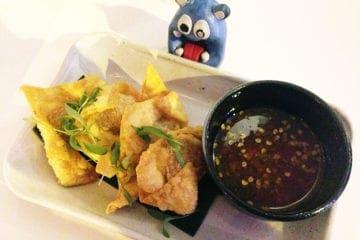 Fried Pork Dumplings @ Doi Moi DC
