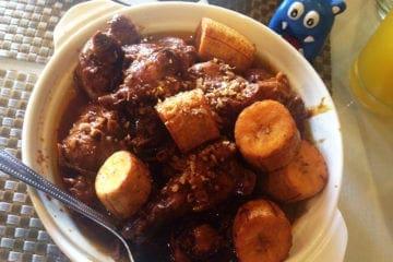 Chicken Adobo @ Patio Filipino San Francisco