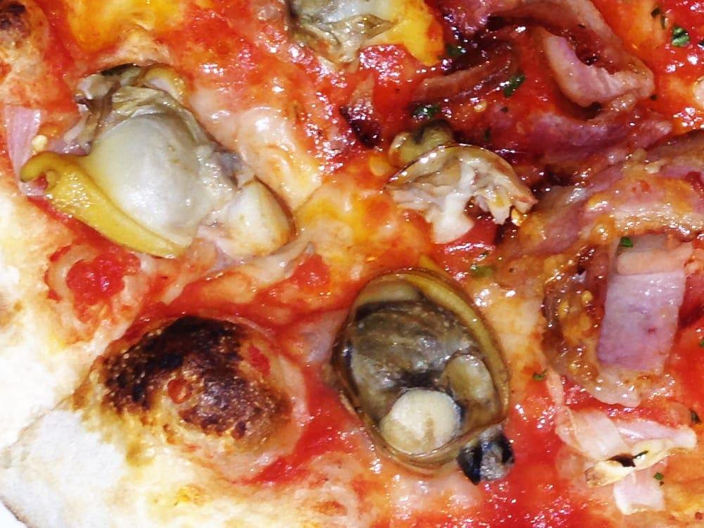 Geary Pizza $19 @ Zero Zero San Francisco