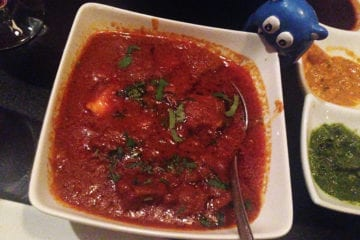 Rogan Josh Lamb Stew $16 @ Le Mirch Dupont Circle