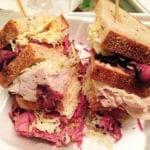 Russo's Tower Sandwich $15 @ Heckman's Deli Betheda