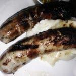 Banger Sausage and Mash $16 @ Limerick Pub Wheaton