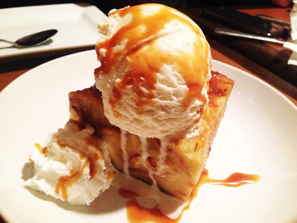 Bread Pudding @ Pig & Fish Rehoboth