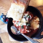 Brunch Braised Meatballs $12 @ Urban Butcher Silver Spring