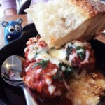 Braised Meatballs $12 for Brunch @ Urban Butcher Silver Spring
