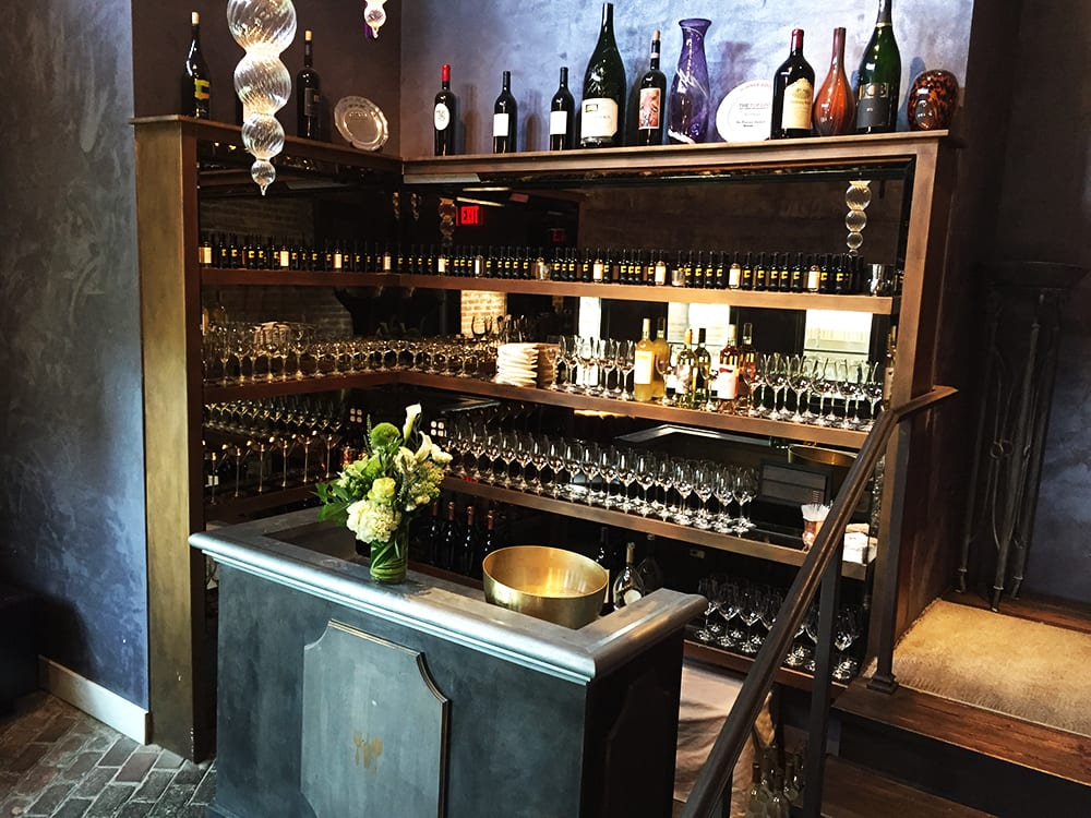 Bottega Napa Vallery Bar