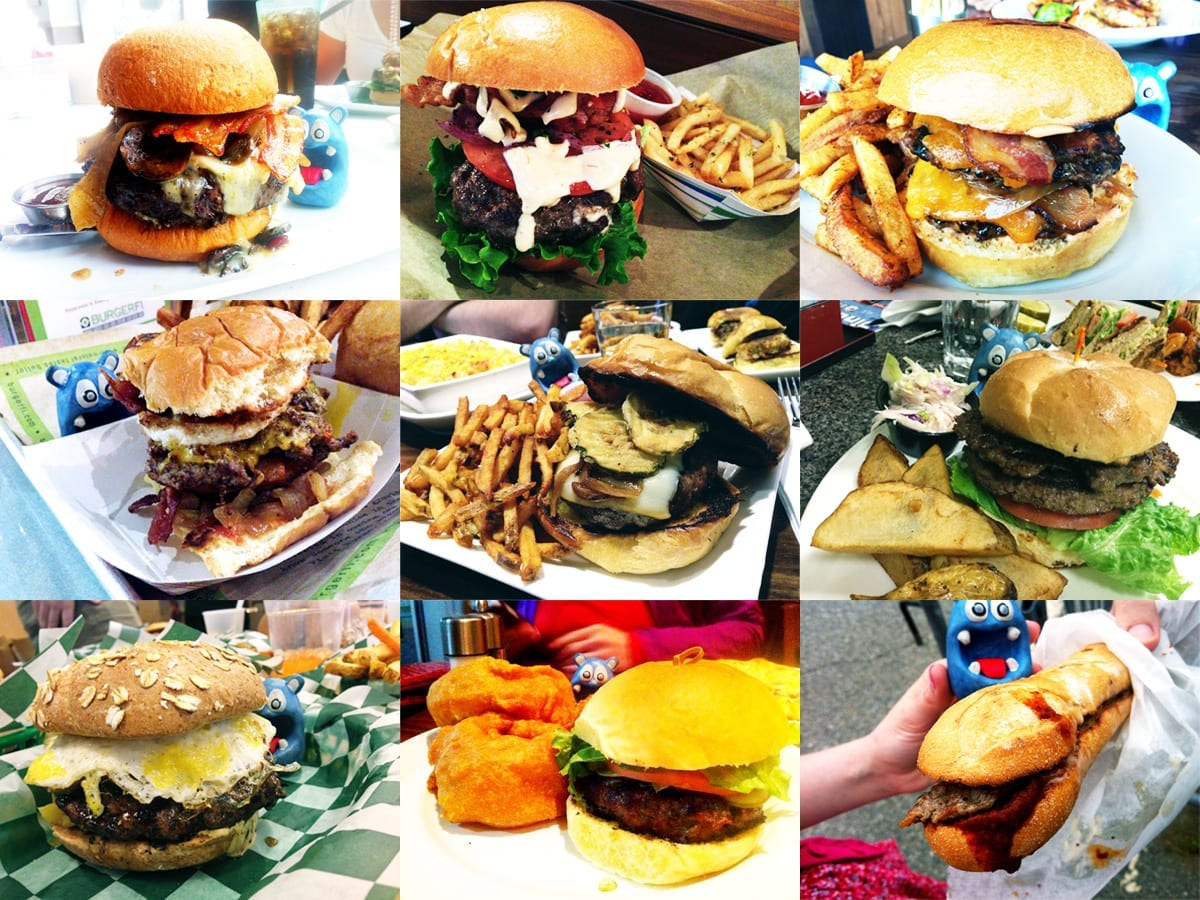 Celebrate National Burger Month with Best Burgers in DC Area