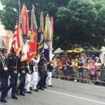 Honor Guard at Capital Gay Pride 2015