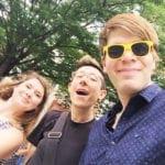 NOM NOM Boris and Friends at Capital Gay Pride 2015