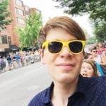 NOM NOM Boris at Capital Gay Pride 2015