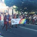 Capital gay Pride 2015
