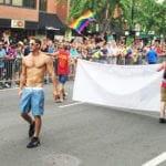 OMG HOT GUY at Capital Gay Pride 2015