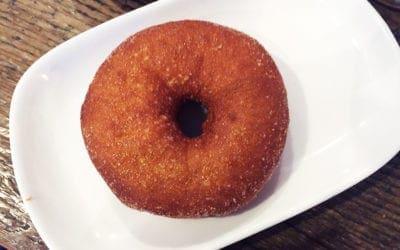 Cinnamon Brioche Doughnut $2 @ Intelligentsia Coffee Los Angeles California