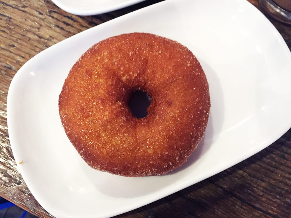 Cinnamon Brioche Doughnut $2 @ Intelligentsia Coffee Los Angeles California