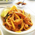 Mango Chicken @ Rangoon Ruby San Carlos CA