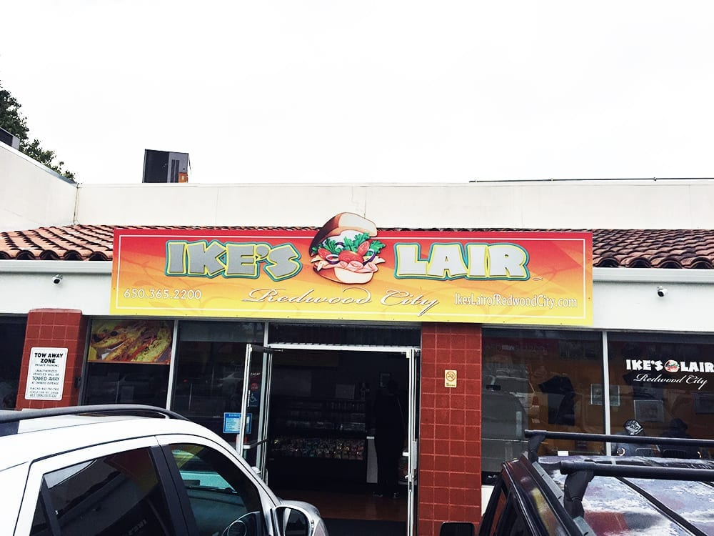 Ike's Lair in Redwood City California