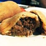 Spiced Beef Empanadas $7 @ Barcelona Wine Bar in Reston Virginia