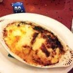 Duck Bolongnese Lasagne @ Dino's Grotto on U Street in Washington DC