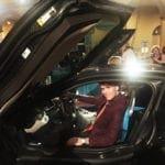 Driving BMW at Best of Washington 2016