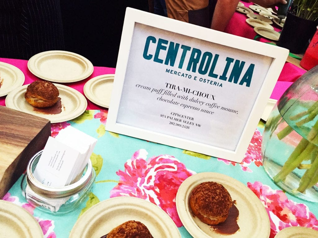 Tira Mi Choux by Centrolina (6 NOMs) at Best of Washington 2016