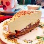 Banana Cake @ Foam Cafe