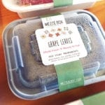 Grape Leaves from Mezze Box Food Service