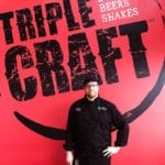 Master Burger Chef @ Triple Craft