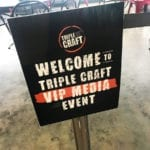 VIP Media Event @ Triple Craft