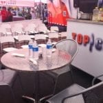 Judges Table @ Top Chef Tour in Eastern Market Washington DC