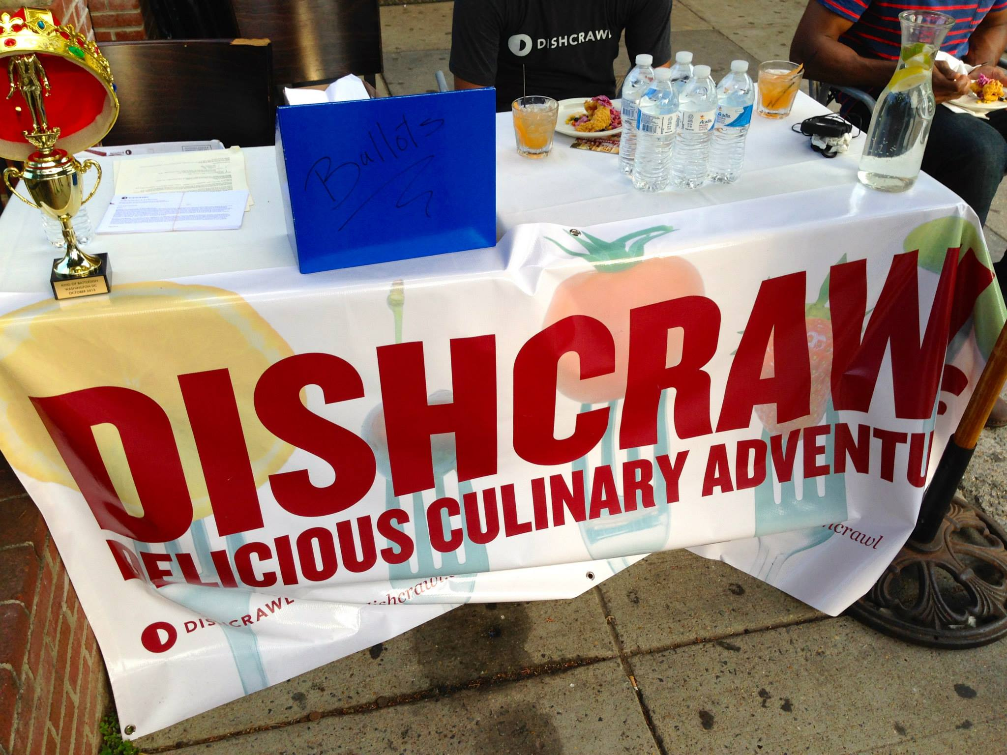 Battledish International Culinary Competition in Washington DC
