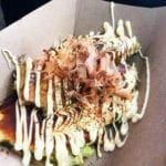 Okonomiyaki from Uzu at Emporiyum 2018