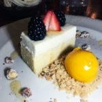 Tres Leches Cake from Tico DC (5 NOMs)