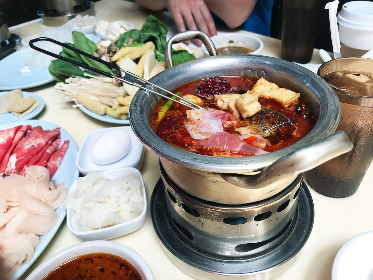 Hot Pot from HotSpot Fairfax NOVA Virginia