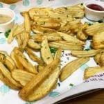 Fries @ PLNT Burger