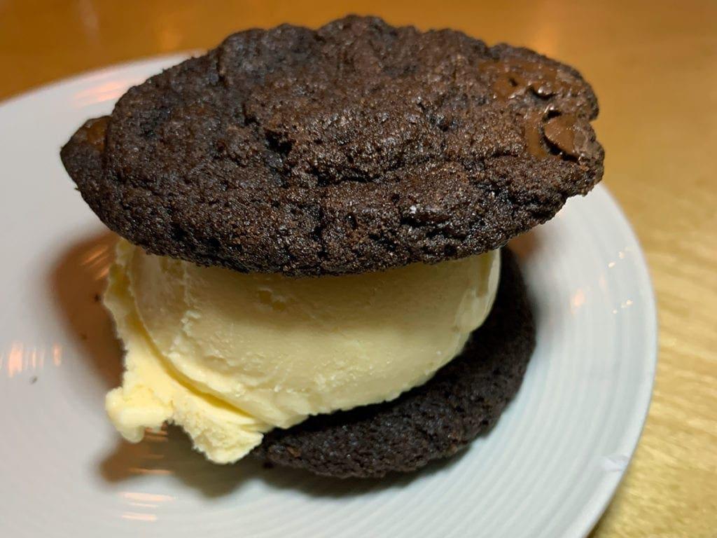 Ice Cream Cookie Sandwich from Haikan in Shaw Washington DC