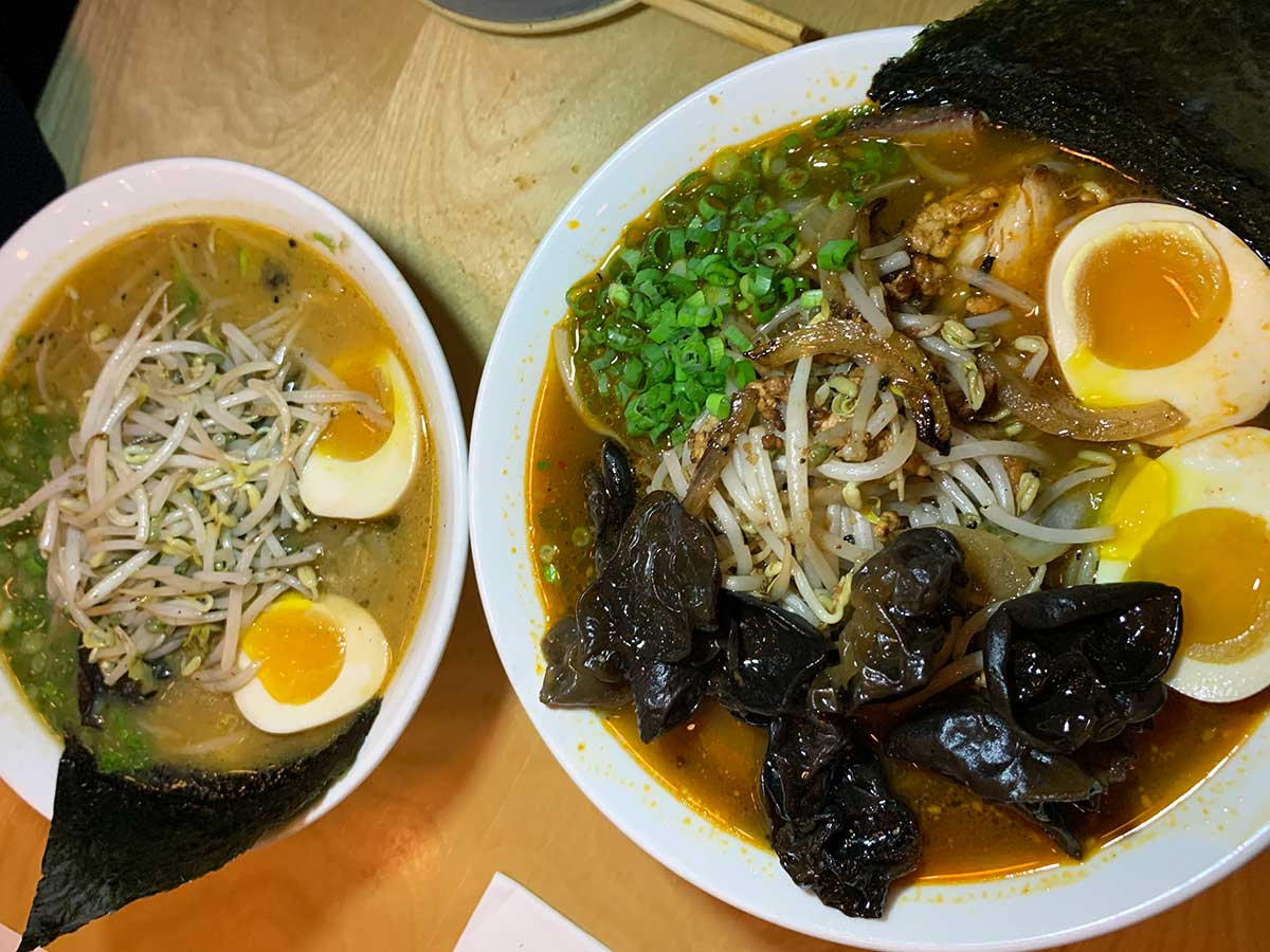 Ramen @ Haikan in Shaw, DC